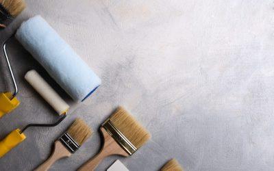 9 rouleaux à peinture à effets spéciaux